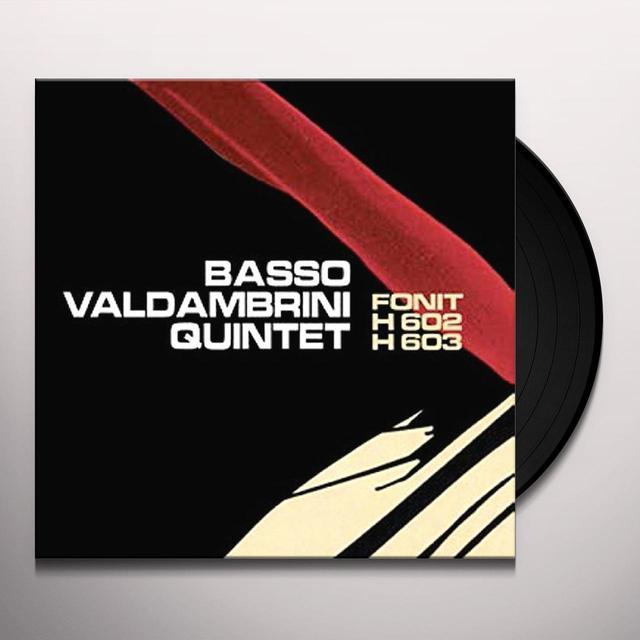VALDAMBRINI / BASSO / AGORI / DEODATI / INCISO FONIT H602 & H603 Vinyl Record