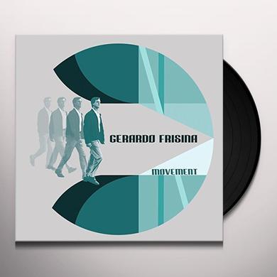 Gerardo Frisina MOVEMENT Vinyl Record