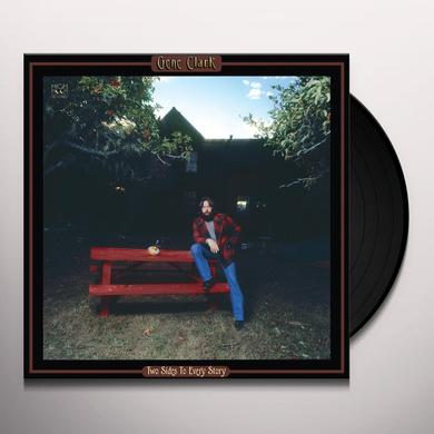 Gene Clark TWO SIDES TO EVERY STORY  (WB) Vinyl Record - 180 Gram Pressing, Digital Download Included