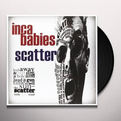 Inca Babies SCATTER Vinyl Record