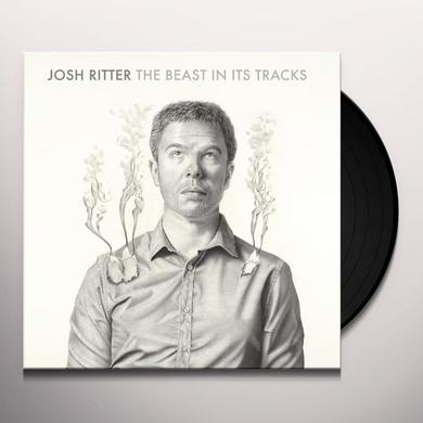 Josh Ritter INTL: THE BEAST IN ITS TRACKS Vinyl Record - w/CD