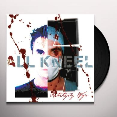 KATASTROPHY WIF ALL KNEEL Vinyl Record