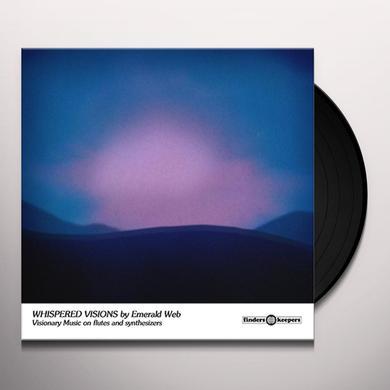 Emerald Web WHISPERED VISIONS Vinyl Record