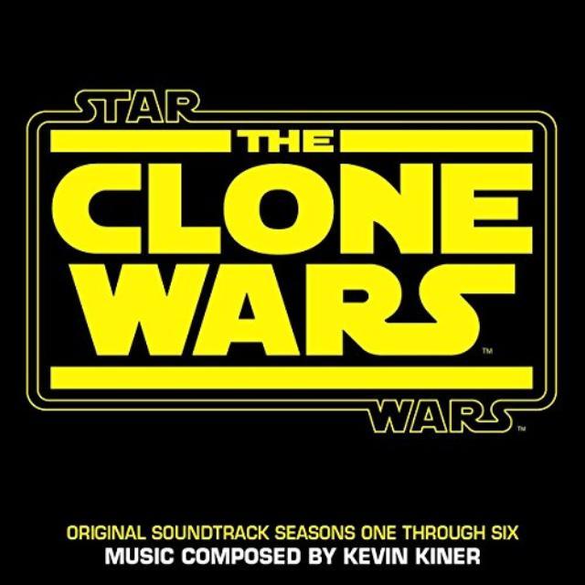 STAR WARS: THE CLONE WARS SEASON ONE / O.S.T.