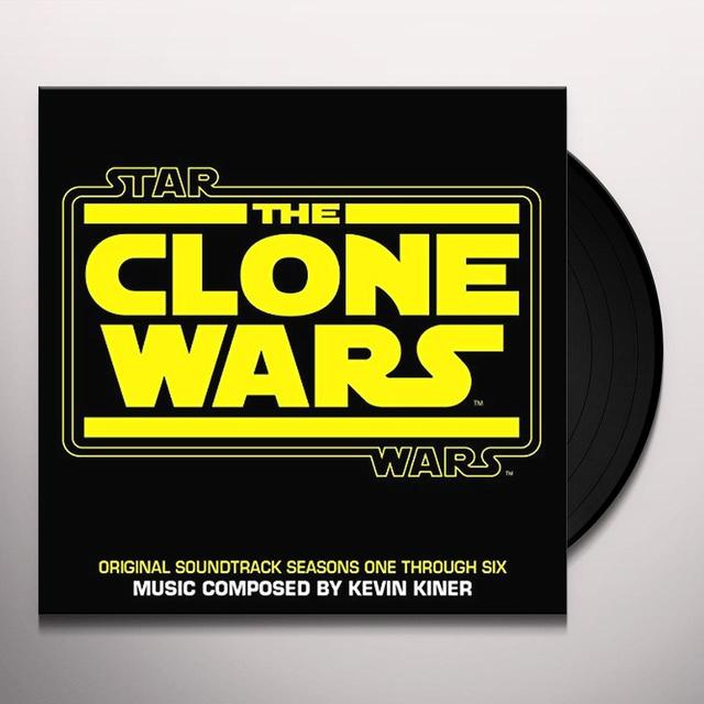 STAR WARS: THE CLONE WARS SEASON ONE / O.S.T. Vinyl Record