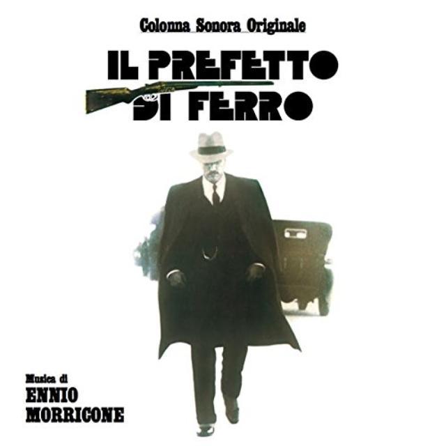 Ennio Morricone PREFETTO DI FERRO / O.S.T. Vinyl Record
