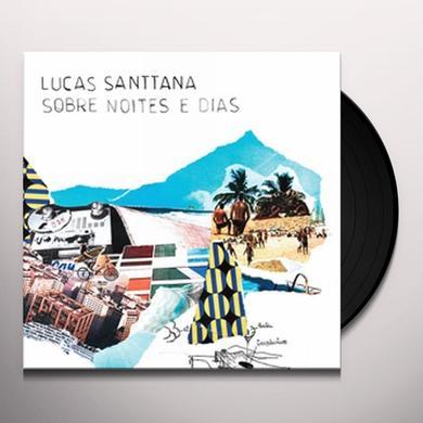 Lucas Santtana SOBRE NOITES E DIAS Vinyl Record