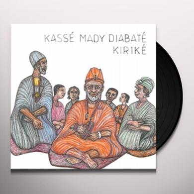 Kassé-Mady Diabaté KIRIKE Vinyl Record - Canada Import