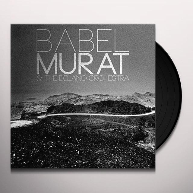 MURAT & THE DELANBO BABEL Vinyl Record