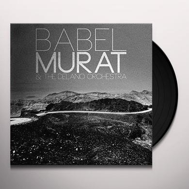 MURAT & THE DELANBO BABEL Vinyl Record - Canada Import