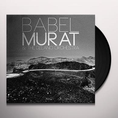 MURAT & THE DELANBO BABEL Vinyl Record - Canada Import