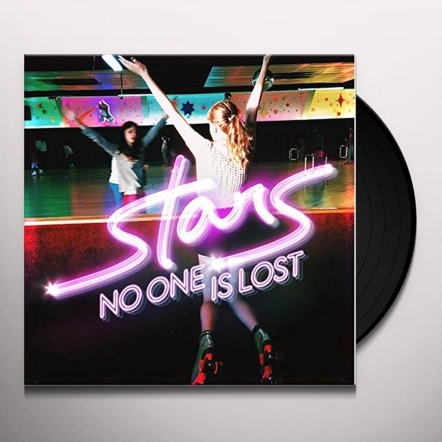 Stars NO ONE IS LOST Vinyl Record - Canada Import