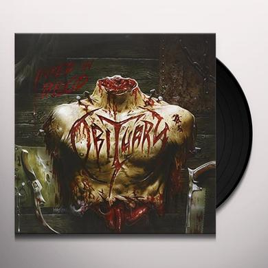 Obituary INKED IN BLOOD: GREEN VINYL Vinyl Record