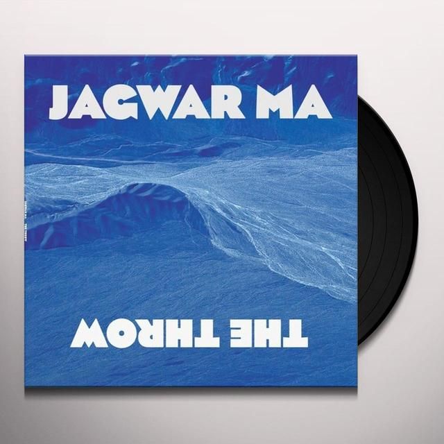 Jagwar Ma THROW THE Vinyl Record - UK Import