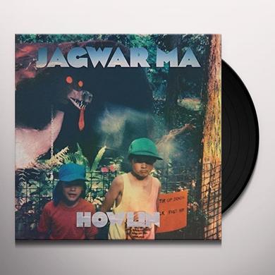 Jagwar Ma HOWLIN Vinyl Record - UK Import