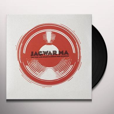 Jagwar Ma TIME & SPACE MACHINE DUB Vinyl Record - UK Import