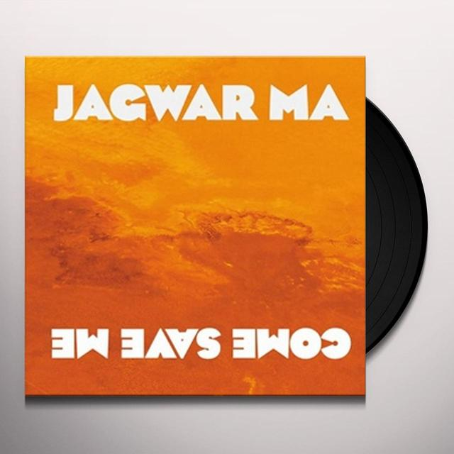Jagwar Ma COME SAVE ME Vinyl Record - UK Import