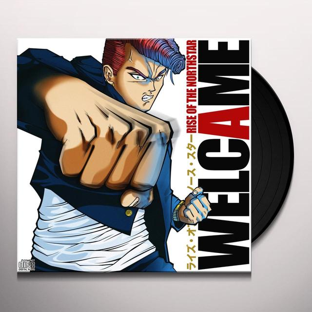 RISE OF THE NORTHSTAR WELCAME (UK) (Vinyl)