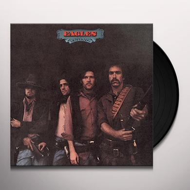 The Eagles and Glenn Frey DESPERADO Vinyl Record - UK Import