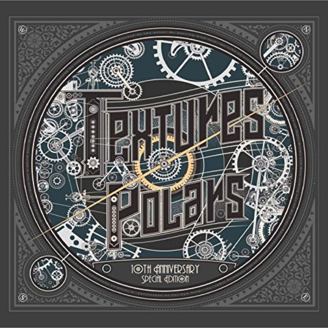 Textures POLARS: 10TH ANNIVERSARY EDITION Vinyl Record - Anniversary Edition, UK Release