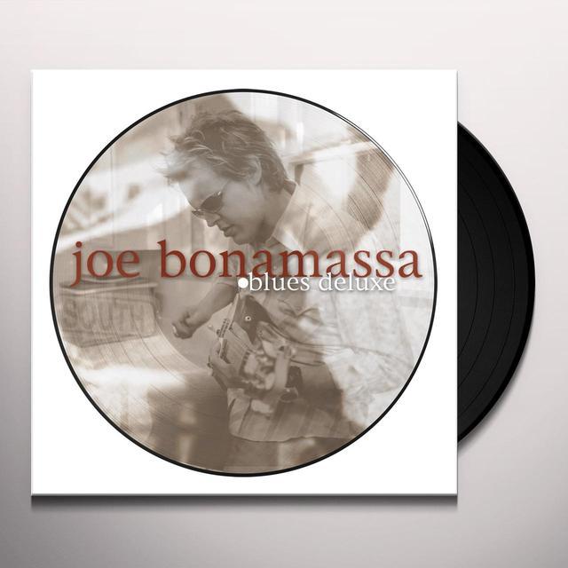 Joe Bonamassa BLUES DELUXE: PICTURE DISC Vinyl Record - Picture Disc, Deluxe Edition, UK Import