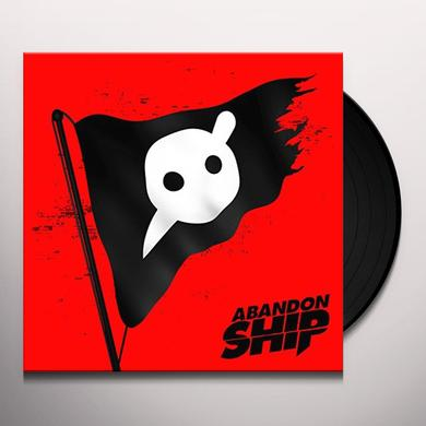 Knife Party ABANDON SHIP Vinyl Record
