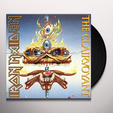 Iron Maiden CLAIRVOYANT Vinyl Record - UK Import