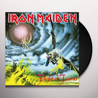 Iron Maiden FLIGH OF ICARUS Vinyl Record