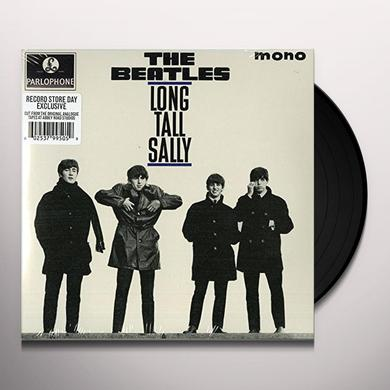 The Beatles LONG TALL SALLY / I CALL YOU NAME / SLOW DOWN Vinyl Record