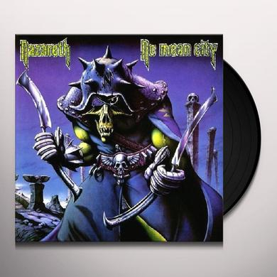 Nazareth NO MEAN CITY Vinyl Record - Limited Edition