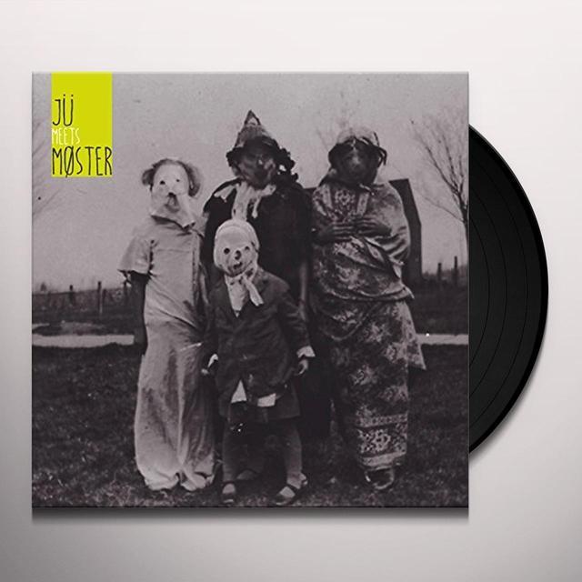 Ju / Kjetil Moster JU MEETS MOSTER Vinyl Record