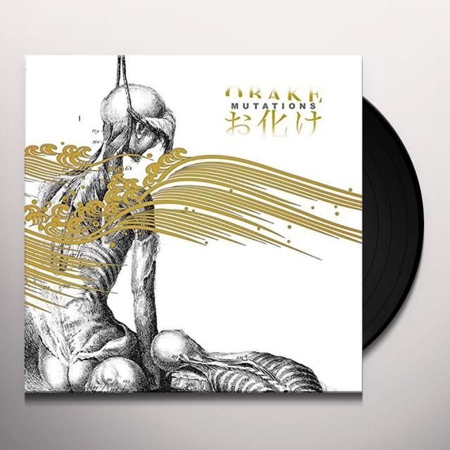 OBAKE MUTATIONS Vinyl Record