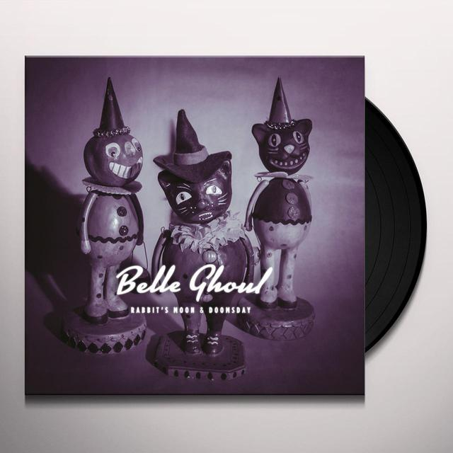 Belle Ghoul RABBITS MOON & DOOMSDAY Vinyl Record