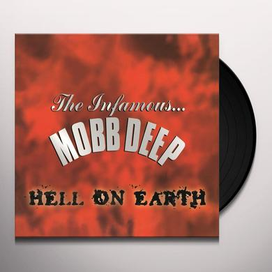 Mobb Deep HELL ON EARTH Vinyl Record