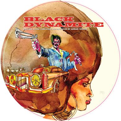 YOUNGE,ADRIAN SCORE: PICTURE DISC Vinyl Record