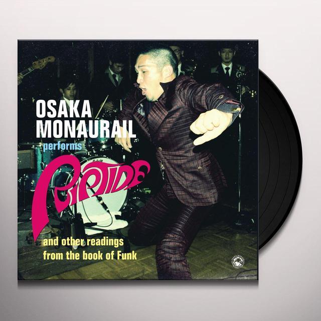Osaka Monaurail RIPTIDE Vinyl Record