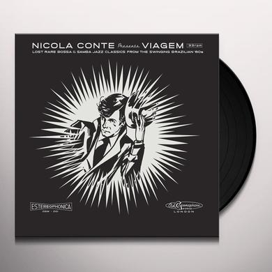 Nicola Conte VIAGEM V.3 Vinyl Record