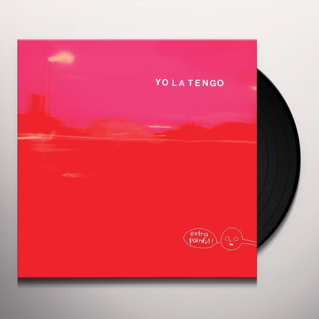 Yo La Tengo EXTRA PAINFUL Vinyl Record