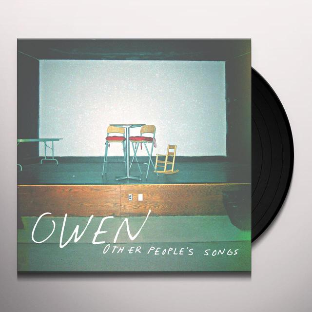 Owen OTHER PEOPLE'S SONGS Vinyl Record - 180 Gram Pressing, Digital Download Included