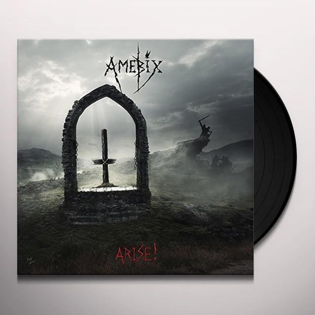 Amebix ARISE (RE-MASTERED) Vinyl Record