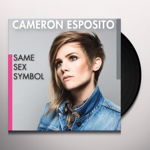 Claudio Esposito feat. Carmen SAME SEX SYMBOL Vinyl Record