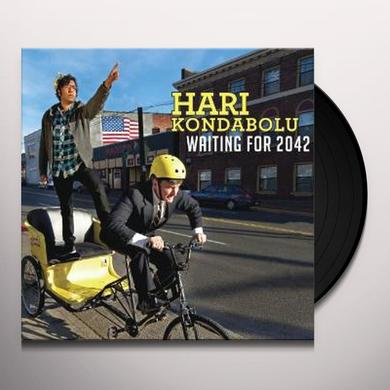 Hari Kondabolu WAITING FOR 2042 Vinyl Record