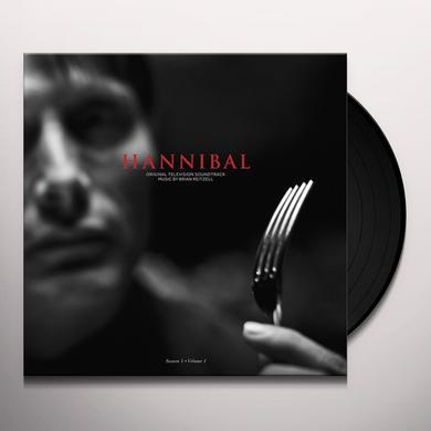 Brian Reitzell HANNIBAL: SEASON 1 - VOL 1 / O.S.T. Vinyl Record