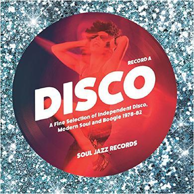 Soul Jazz Records Presents DISCO 1 Vinyl Record