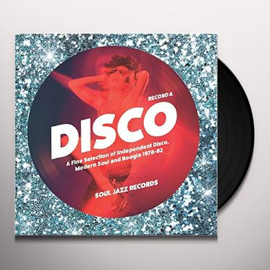 Soul Jazz Records Presents DISCO 1 Vinyl Record