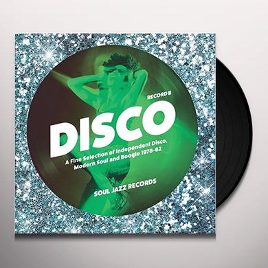 Soul Jazz Records Presents DISCO 2 Vinyl Record - Digital Download Included