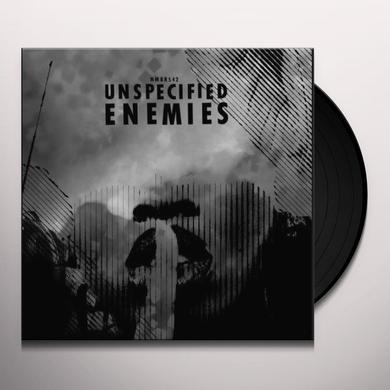 UNSPECIFIED ENEMIES EVERYTHING YOU DID HAS ALREADY BEEN DONE Vinyl Record