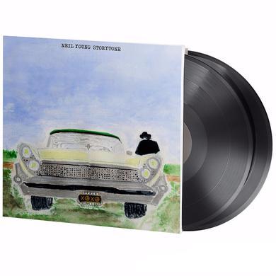 Neil Young STORYTONE Vinyl Record