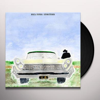 Neil Young STORYTONE Vinyl Record - 180 Gram Pressing, Deluxe Edition