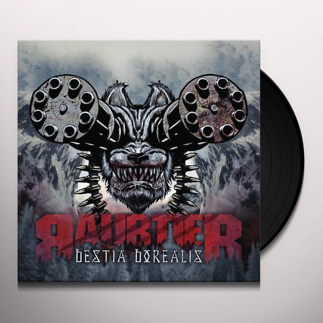 Raubtier BESTIA BOREALIS Vinyl Record
